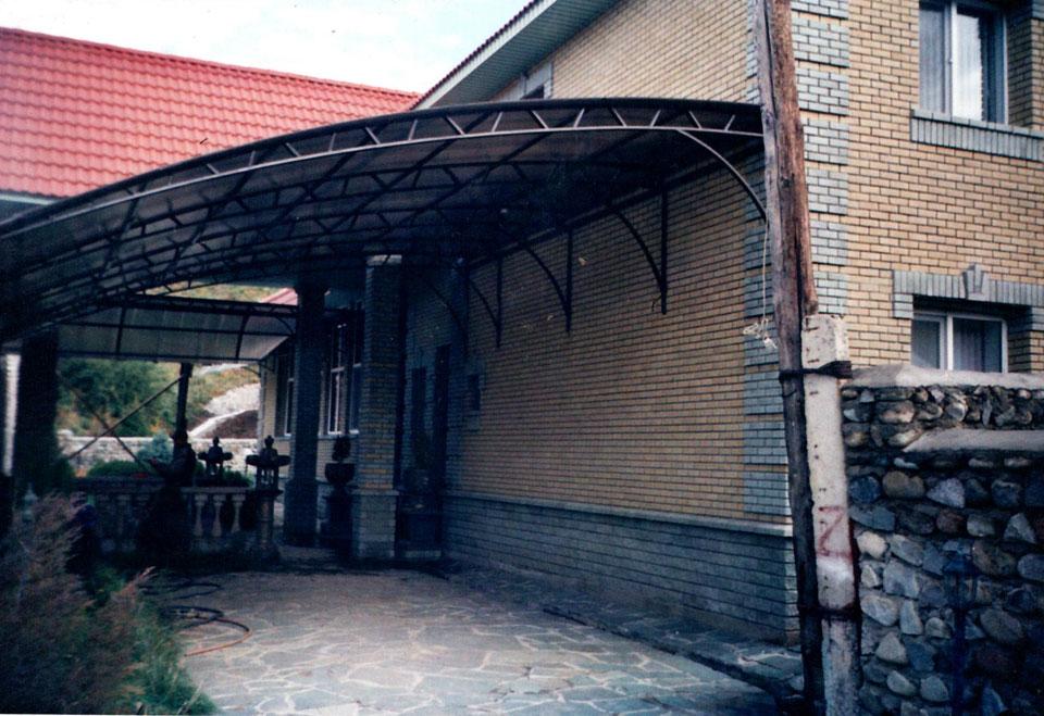 Ворота на задний двор фундамент под откатные ворота длиной 4 метра видео